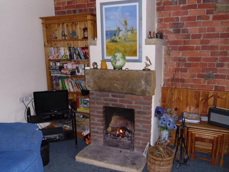 Kingfisher Cottage Fire And Hearth