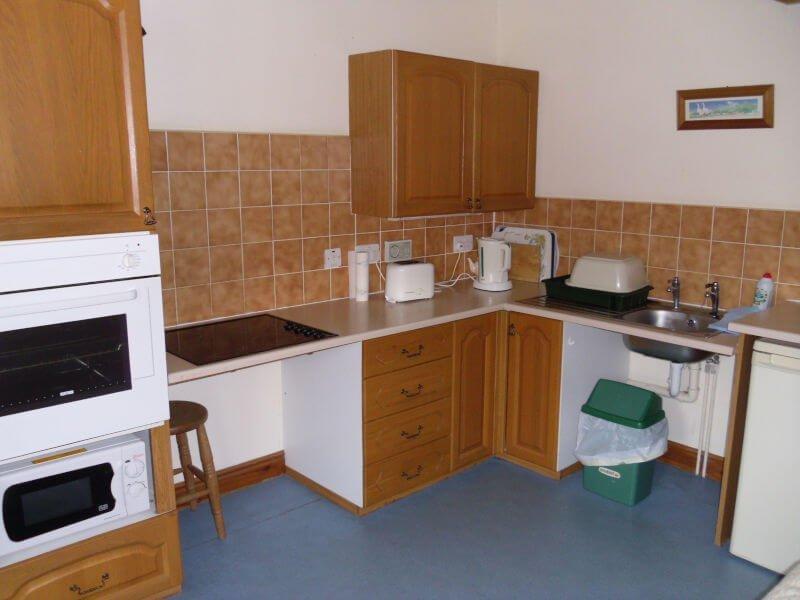 Kingfisher Cottage Kitchen