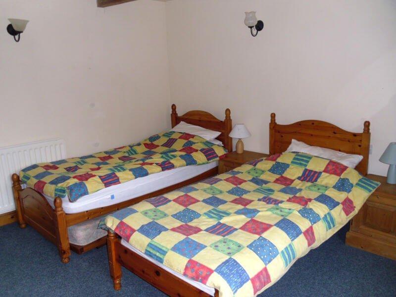 Kingfisher Cottage Bedroom